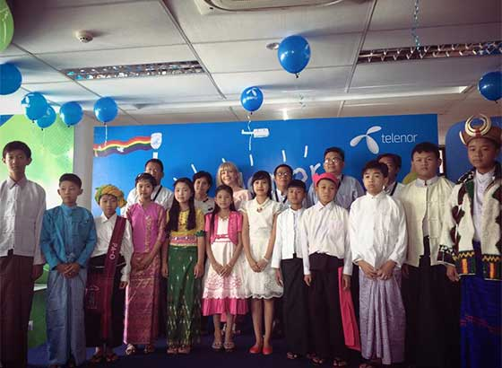 Telenor Painting Competition