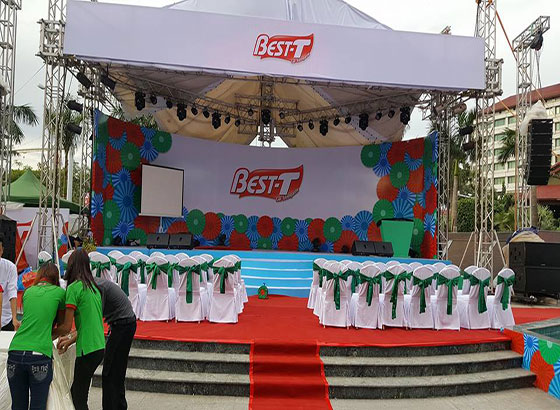 Brand activation company in Myanmar, Event management company in Myanmar