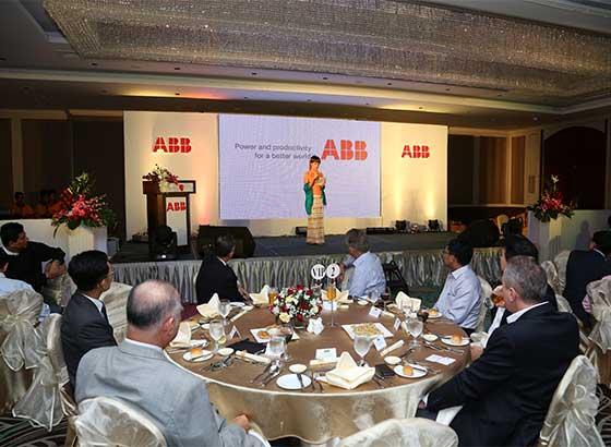 ABB office Launching