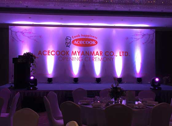 Acecook Launching