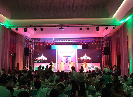Event management agency in myanmar