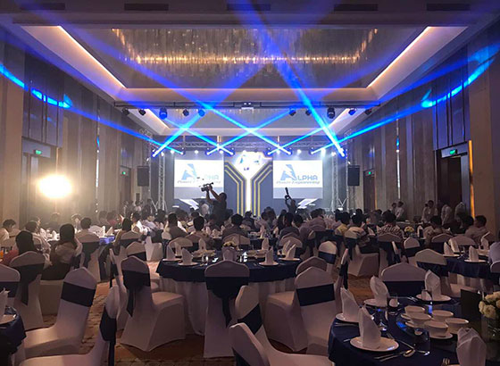 Event management in myanmar